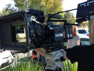 red-camera-Flip2media-shoot